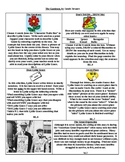 The Gardener Activity Menu/Differentiated Plans
