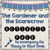 The Gardener and the Scarecrow- Ready to Read New Zealand
