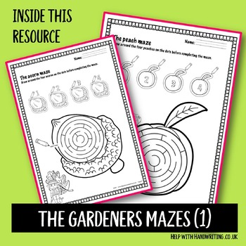 The Gardener's Mazes