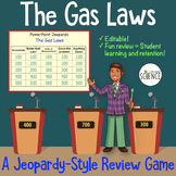Gas Laws Jeopardy Review Game