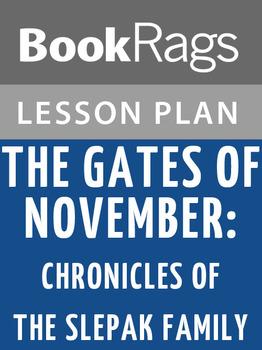 The Gates of November: Chronicles of the Slepak Family Lesson Plans