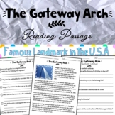 The Gateway Arch part of Landmarks in the USA Distance Learning