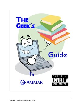 The Geeks Guide to Grammar