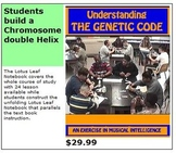 The Genetic Code Hands-on Models and 3-D Notebook