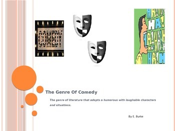 The Genre Of Comedy