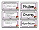 Literary Genres Task Cards