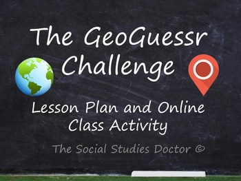 The GeoGuessr Challenge