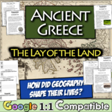 Ancient Greece Geography Unit: Isolation, Farming, Trading, & Colonies!