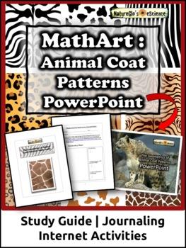 PowerPoint & Study Guide - Geometrics of Animal Coat Patterns