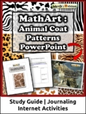 PowerPoint & Study Guide - Geometrics of Animal Coat Patterns