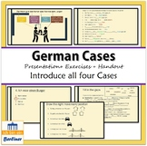 The German case system- Die Fälle