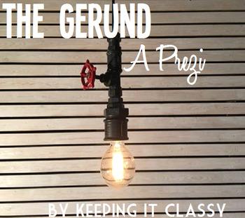 The Gerund--A Prezi