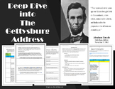 The Gettysburg Address - Close Reading