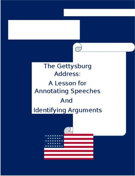 The Gettysburg Address: A Lesson for Annotating and Identifying Arguments