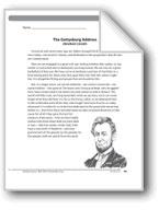 The Gettysburg Address (A speech)