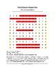 The Gettysburg Address Word Search (Grades 4-5)