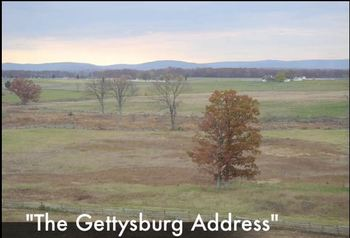 """The Gettysburg Address"" (music video)"