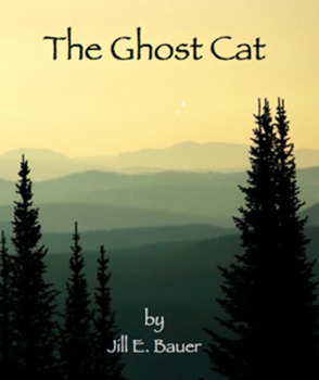 THE GHOST CAT, a book about losing someone special and finding them again