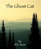 THE GHOST CAT, a book about losing someone special and fin