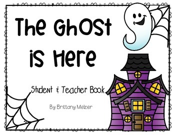 The Ghost is Here Reader