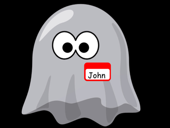 """The Ghost of John"" Interactive Song Game"