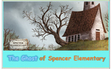 The Ghost of Specter Elementary Vocabulary Scholastics Sto