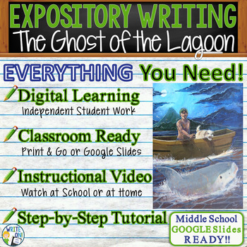 The Ghost of the Lagoon - Text Dependent Analysis Expository Writing