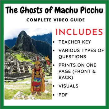 The Ghosts of Machu Picchu (Nova) - Complete Video Guide