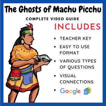 The Ghosts of Machu Picchu (Nova) - Complete Video Guide