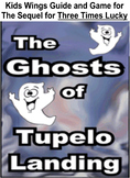 The Ghosts of Tupelo Landing by Sheila Turnage, The Sequel to Three Times Lucky