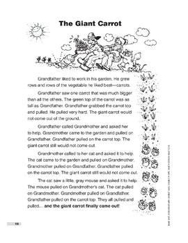 The Giant Carrot (Lexile 430)