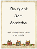 Giant Jam Sandwich Book Companion