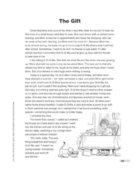 The Gift (Lexile 740)