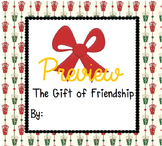 The Gift of Friendship - Writing