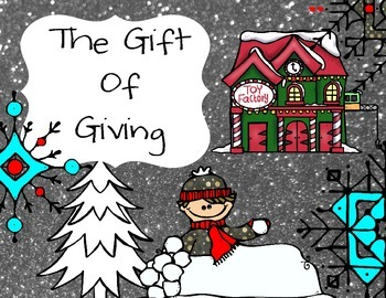 The Gift of Giving Book