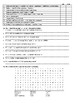 The Gift of The Magi - - Reading Comprehension Worksheet / Text