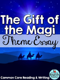 Gift of the Magi Analyzing Theme Essay