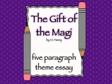 The Gift of the Magi Theme Essay