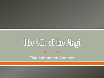 The Gift of the Magi Film Adaptations Analysis