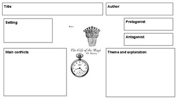 The gift of the magi graphic organizer by caracanfield tpt the gift of the magi graphic organizer negle Images