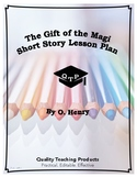 The Gift of the Magi by O. Henry Complete Lesson Plan, Worksheet, Questions, Key