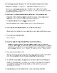 The Gift of the Magi Review Worksheet (or Test) and Detailed Answer Key