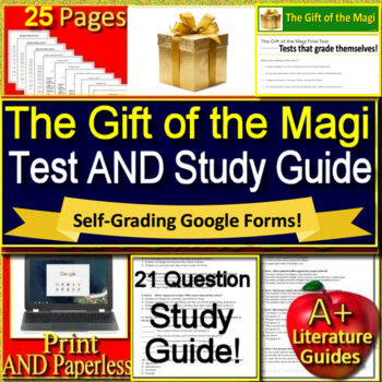 The Gift of the Magi Test and Study Guide
