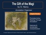 """Gift of the Magi"" by O. Henry: Annotation Organizer"