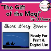 The Gift of the Magi by O Henry: Focus on Irony, Plot
