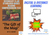 The Gift of the Magi by O. Henry *ONLINE* BOOM CARDS Readi