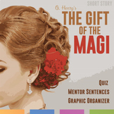 The Gift of the Magi by O. Henry Quiz, Mentor Sentences, G