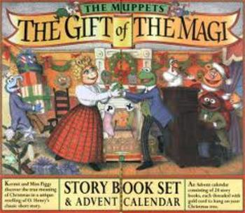 the gift of the magi by o henry scavenger hunt and crossword puzzle packet. Black Bedroom Furniture Sets. Home Design Ideas