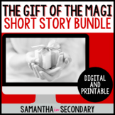 The Gift of the Magi by O. Henry Short Story Bundle