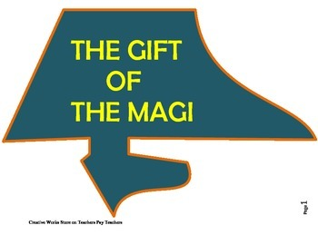The Gift of the Magi by O'Henry ( Reading Comprehension Quiz/Test)
